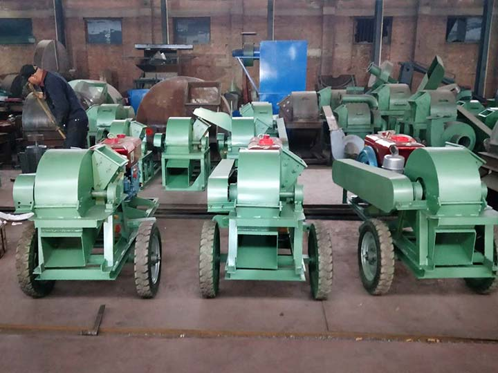 Shuliy wood crushers for sale