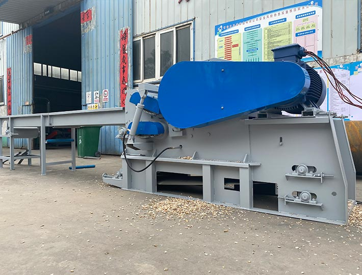 commercial wood chipper for sale