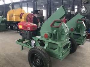 commercial wood chippers in Shuliy factory