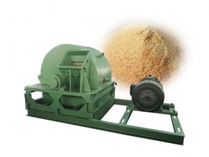 electric wood crusher for sale
