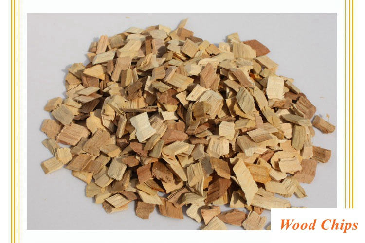 high-quality wood chips