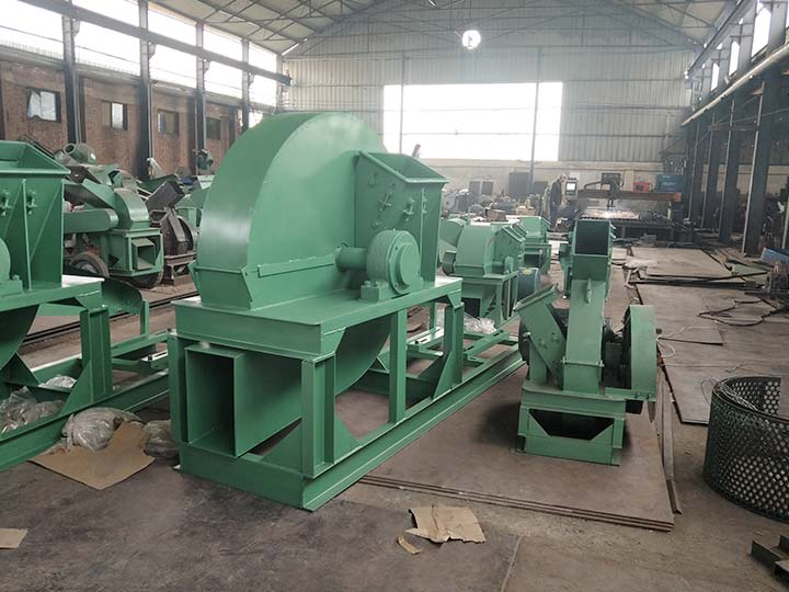 wood shaving machine manufacturing in Shuliy factory