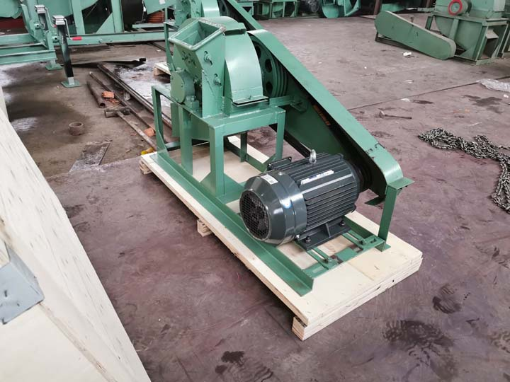 small wood crusher for exporting