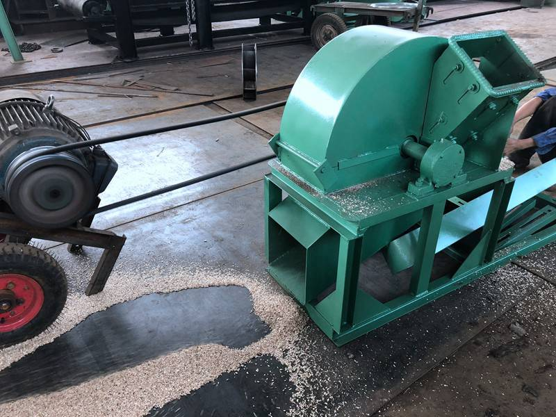 commercial sawdust making machine for sale