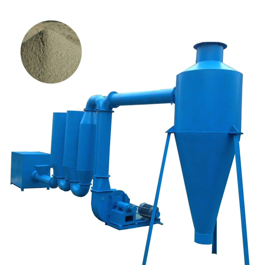 sawdust drying machine from Shuliy