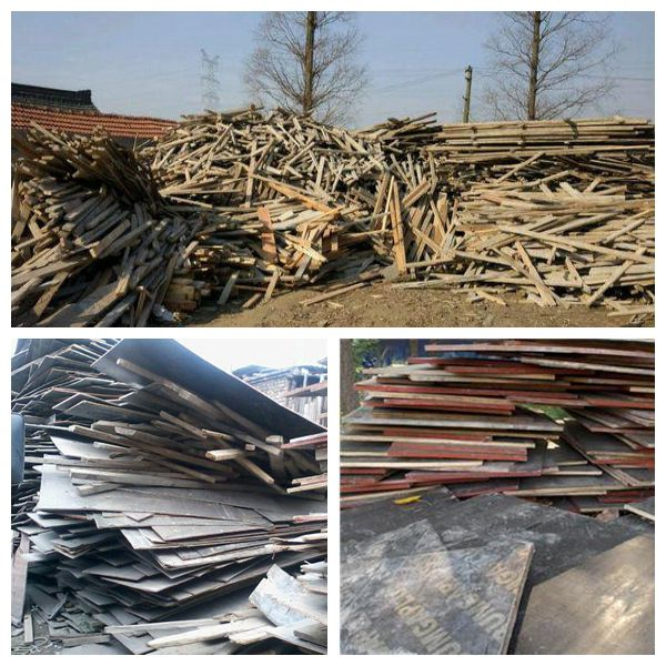various waste boards for processing