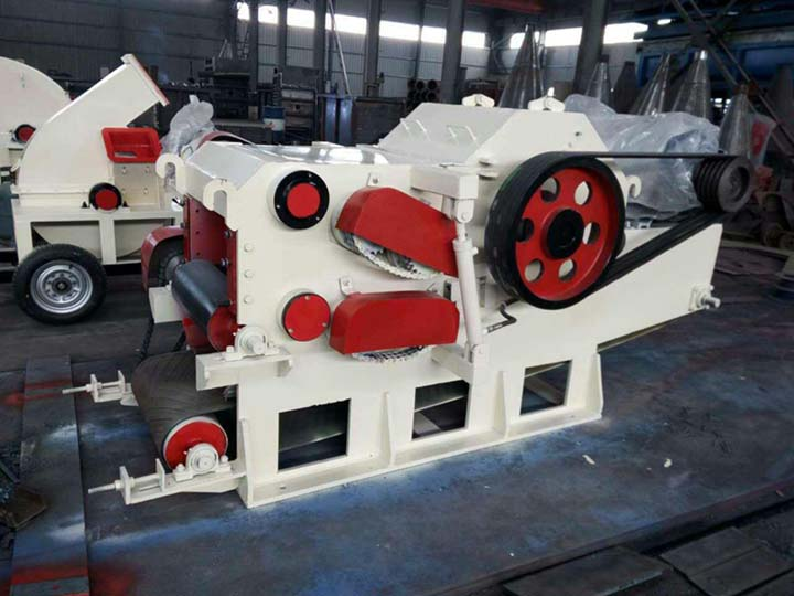 wood processing machine factory