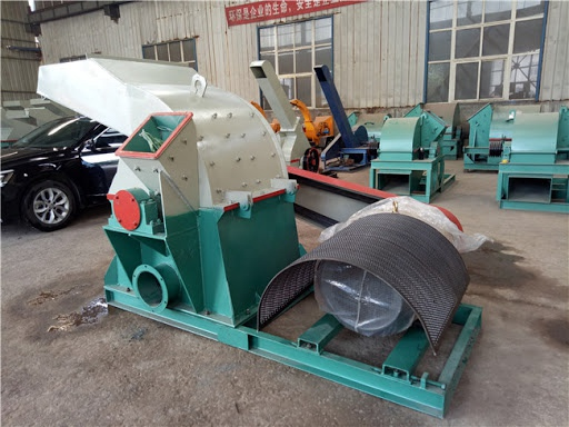 new designed wood crushers of Shuliy factory
