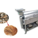 coconut fiber extraction machine manufacturer