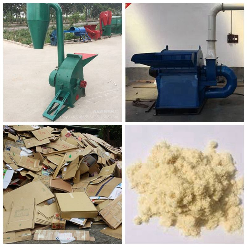 waste cardboard paper recycling