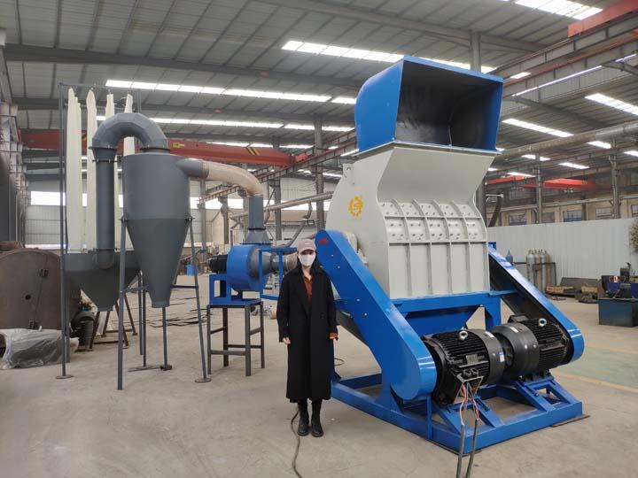 Shuliy wood crusher manufacturer