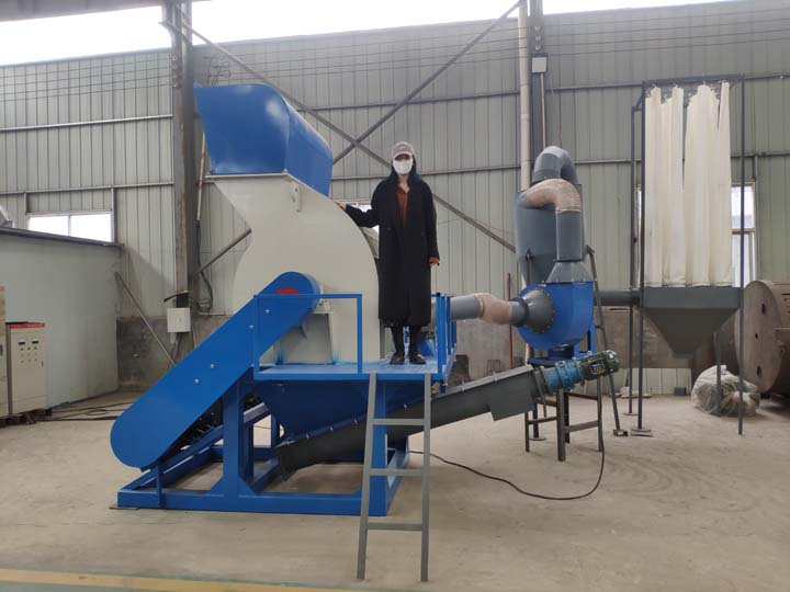 commercial wood crusher for sale