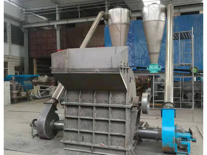 hammer crusher without base