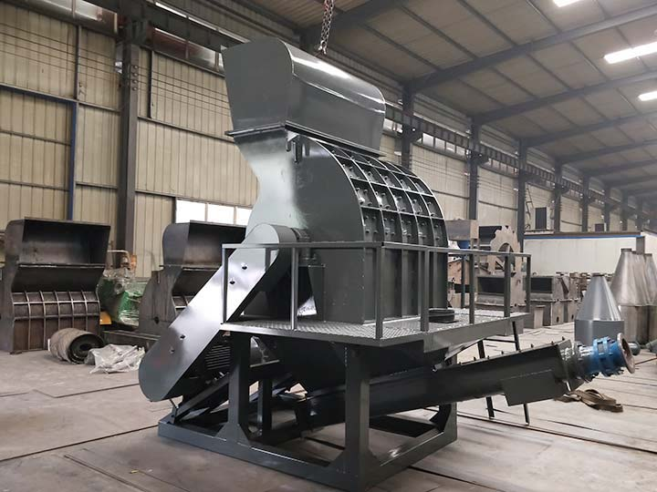 industrial hammer mill crusher of Shuliy factory