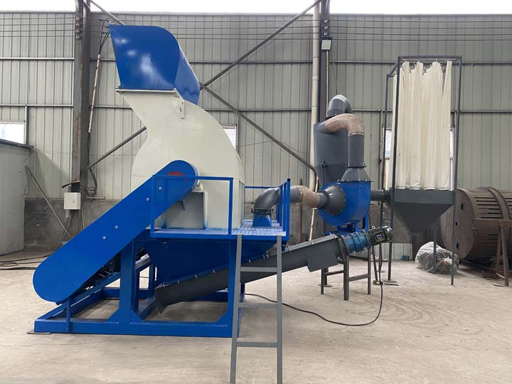 newly manufactured large hammer mill