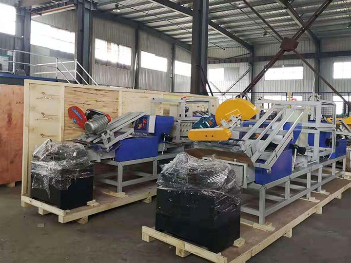 high-quality pallet block machine for exporting