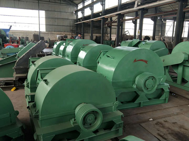 large wood crushers in stock