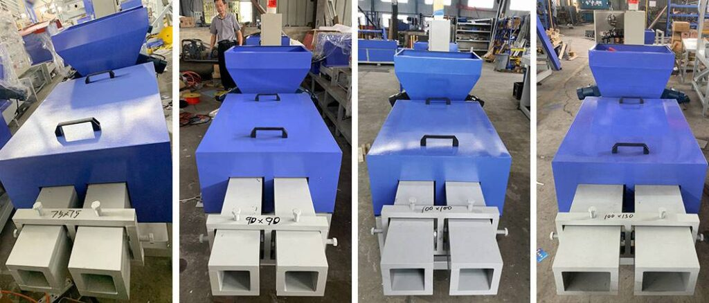 processing size for pallet blocks