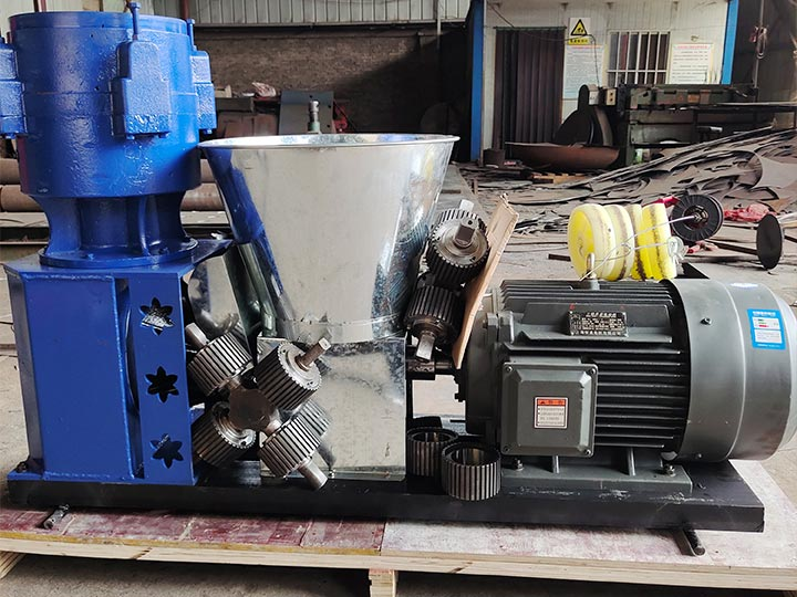 cattle feed pellet machine for shipping to Kenya