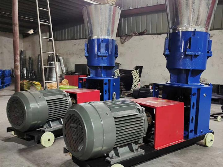 commercial feed pellet mill for sale