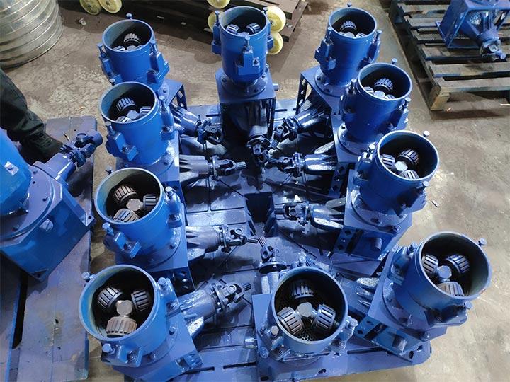 feed pellet making machines in stock