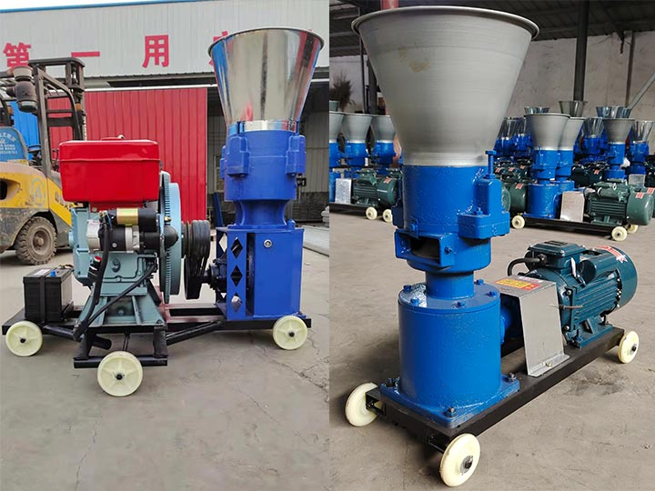 commercial feed pellets making machine for sale