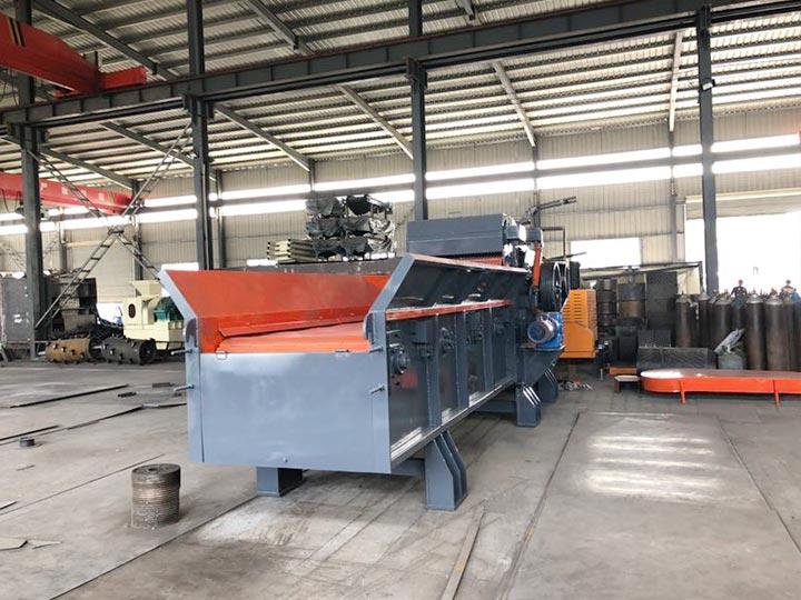 comprehensive crusher machine of Shuliy factory