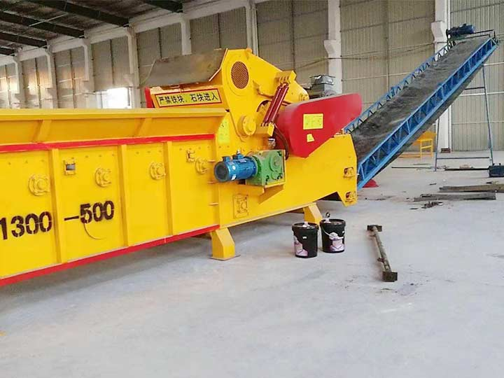 industrial wood pallet crusher manufacturer
