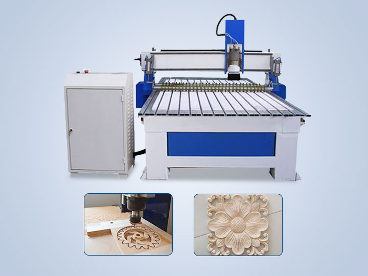 CNC router for woodworking craft