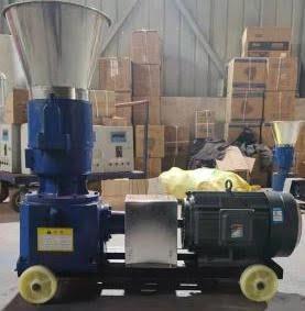 SL-210 wood pellet machine
