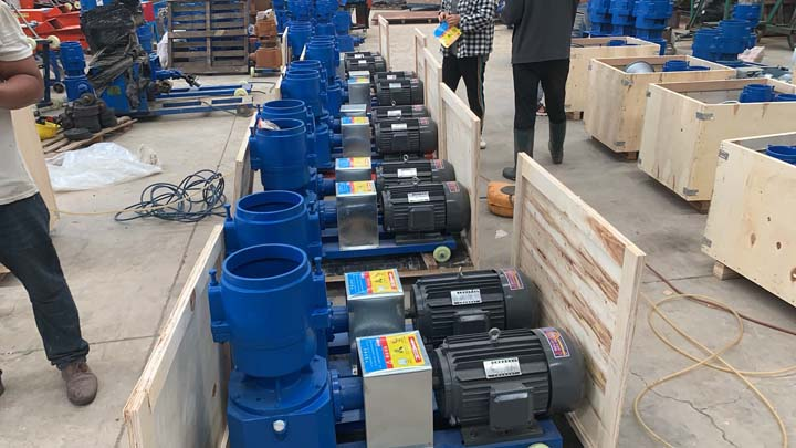 poultry feed pellet machine for shipping to saudi arabia