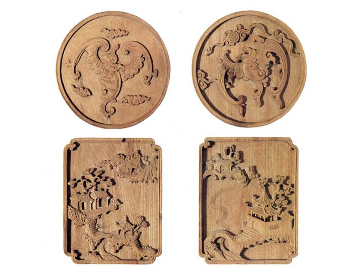 wood engraving products