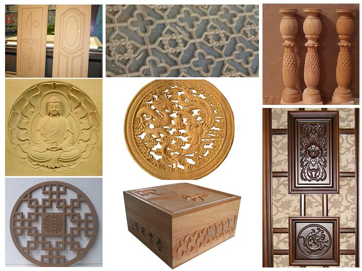 woodworking craft with the CNC wood router